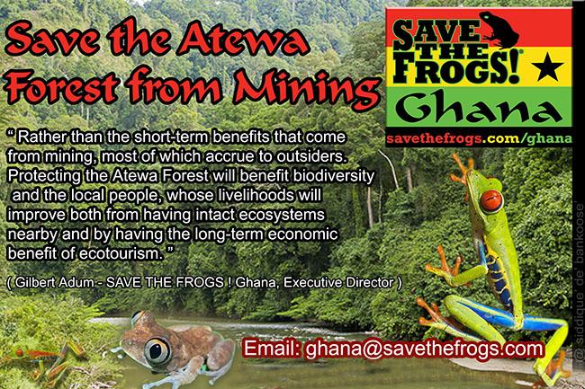 Atewa Hills Mining