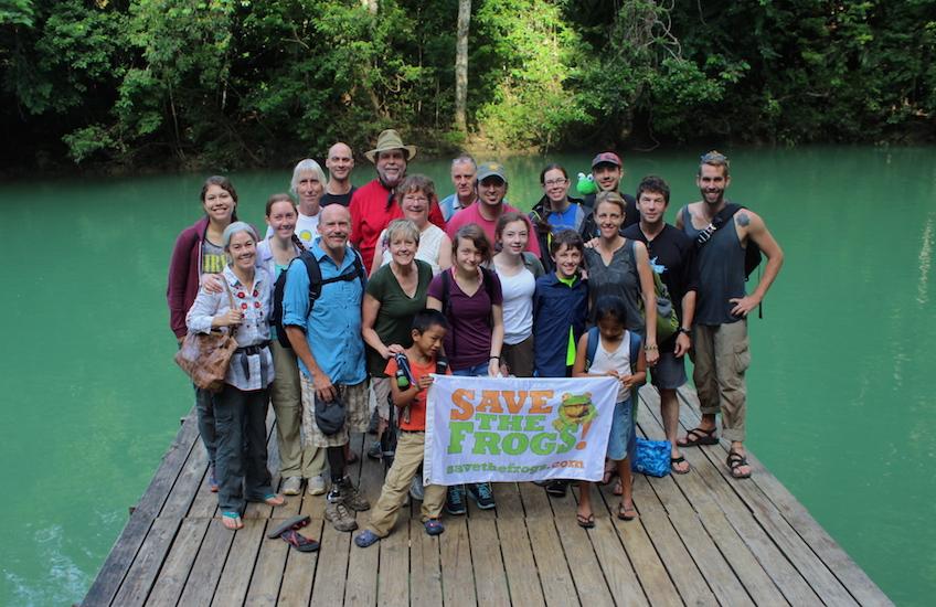 2015 Belize blue creek