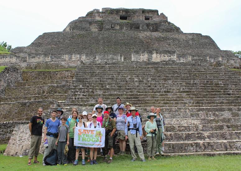 2015 Belize xunantunich