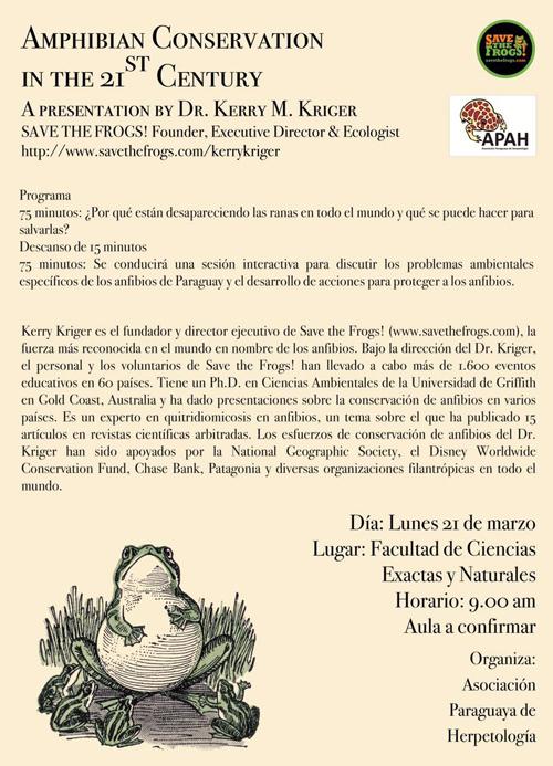 kerry kriger asuncion paraguay