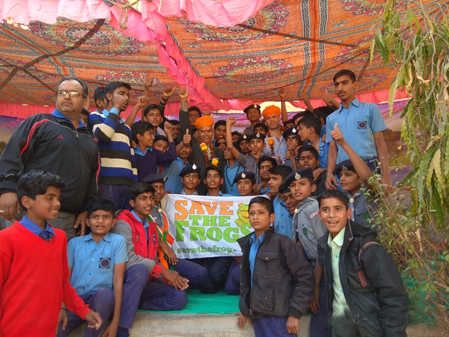 Save The Frogs India