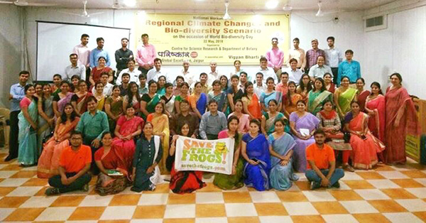 Save The Frogs India World Summit