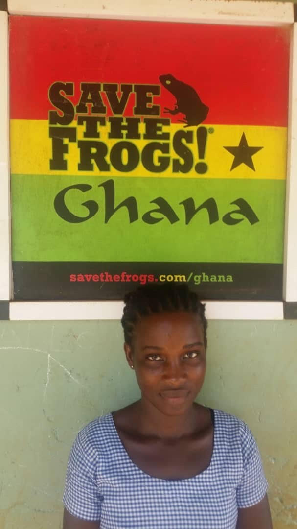 Save The Frogs Ghana Young Scholars