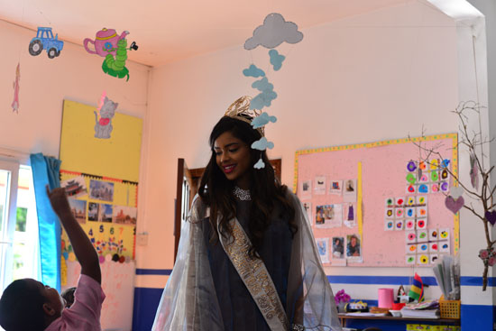 Africa Mauritius Les Joyeux Lutins Miss Maruitius