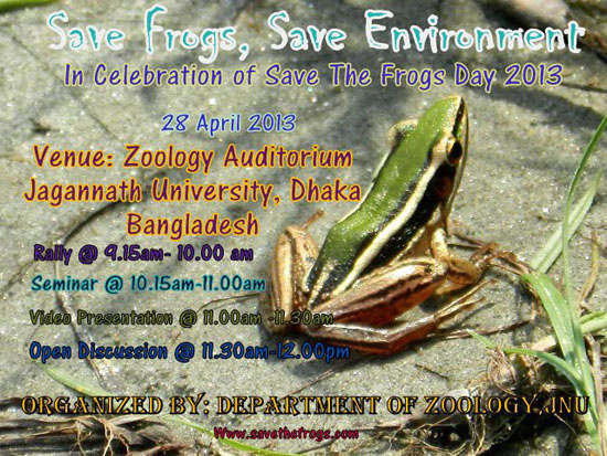 jagannath save the frogs day