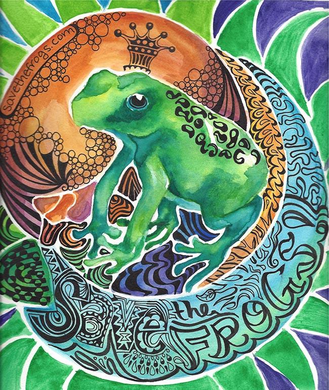 Amphibian Art