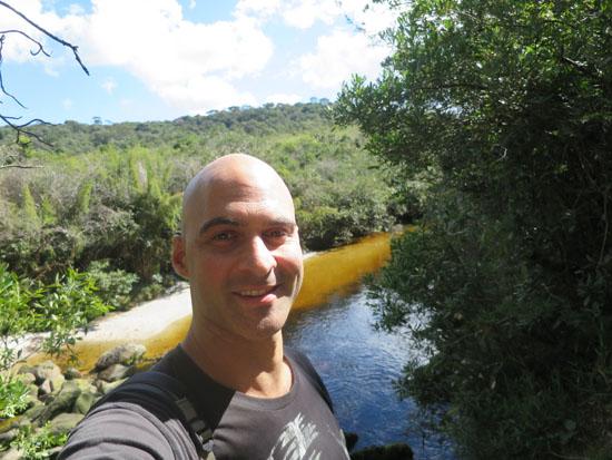 Santuario do Caraca bocaina creek