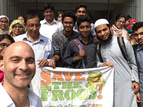 Dhaka Group Selfie 3