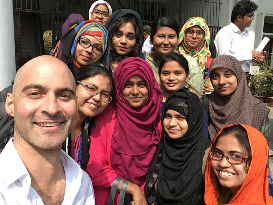 Dhaka Uni Selfie 2