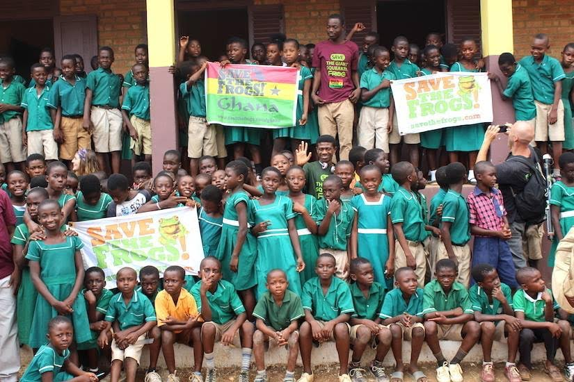 Ghana Expedition Kumasi primary school copy