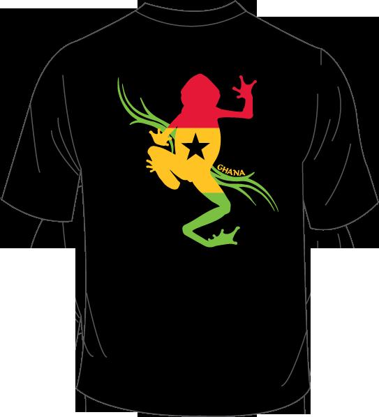 Frog Art Shirt