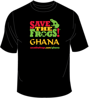 Ghana Frogs Star Shirt