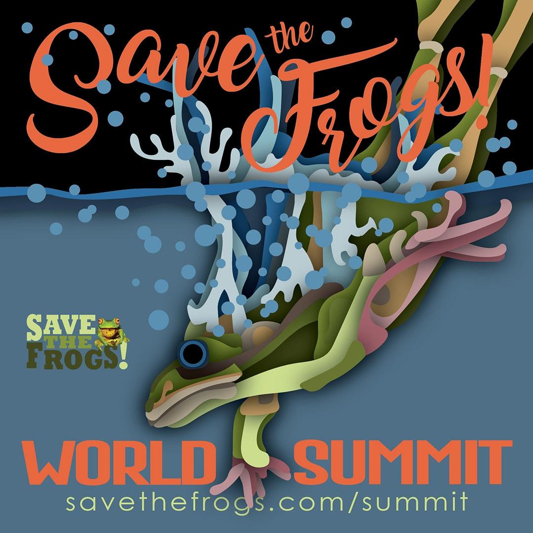 Icon 2021 World Summit Kirsten Maclean - Diving Frog 1080
