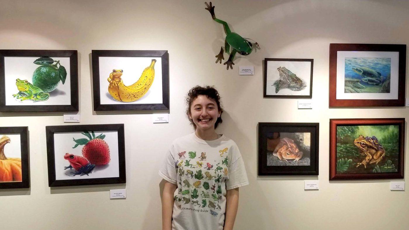 Jessie Robertson artist