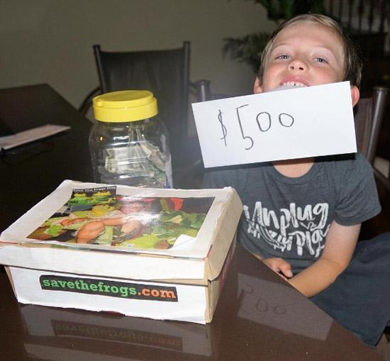 Kids Fundraising