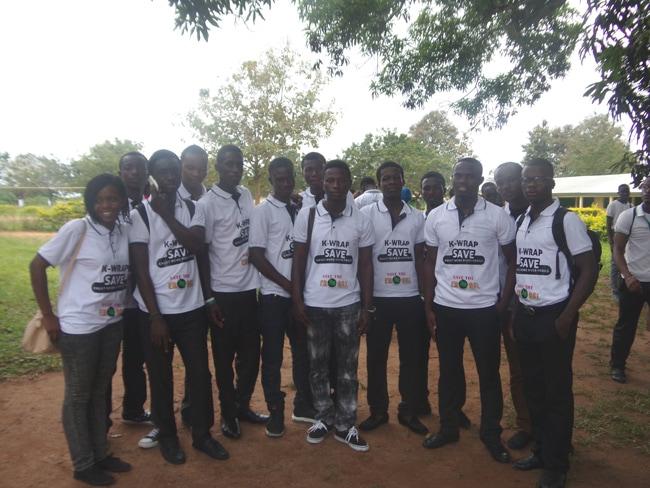 Ghana K-WRAP Wewe River KNUST