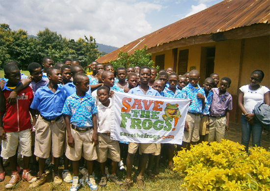 Kwabeng chapter ghana save the frogs 550