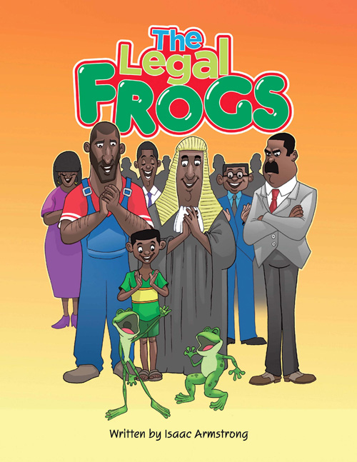 Legal Frogs book