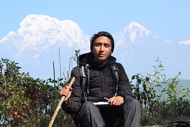 Manoz Pokharel
