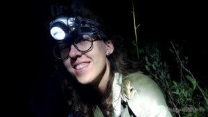 Natalia Maruscak amphibian conservation