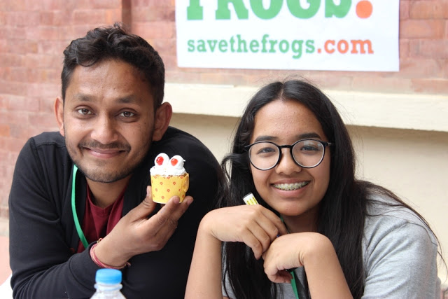 Save The Frogs Day 2017 Nepal