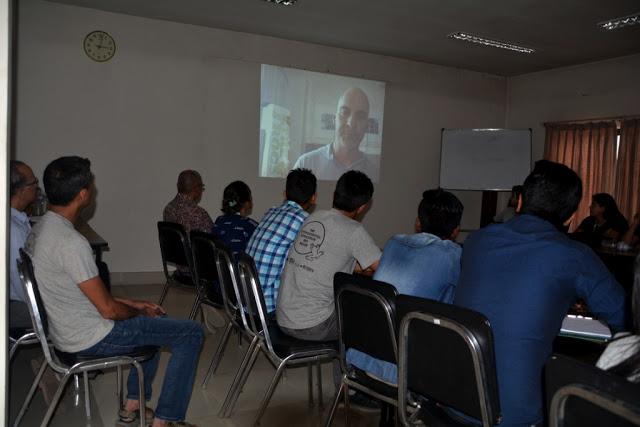 Nepal Sanepa STF Day 2017 videomessage