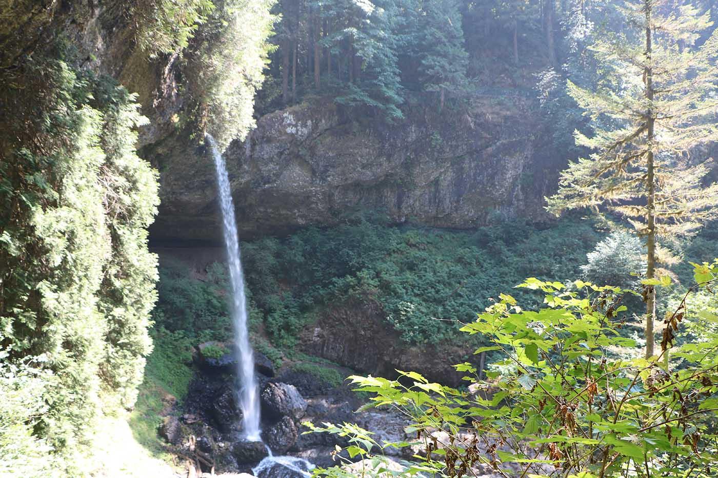 North Falls - Silver Falls State Park Oregon