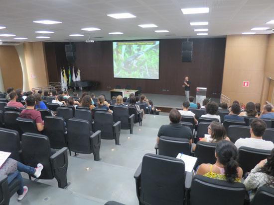 frog presentation