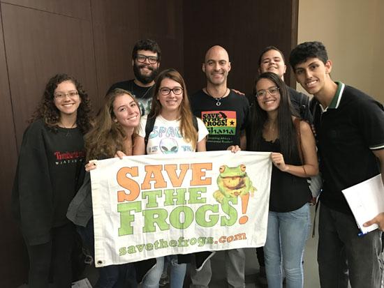 Minas Gerais Frogs