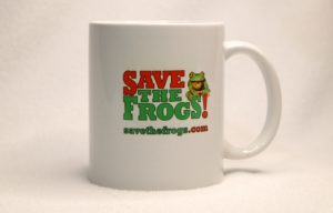 Save The Frogs Mugs