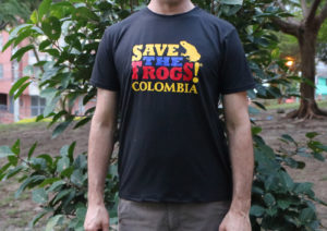 Shirts - Save The Frogs Colombia