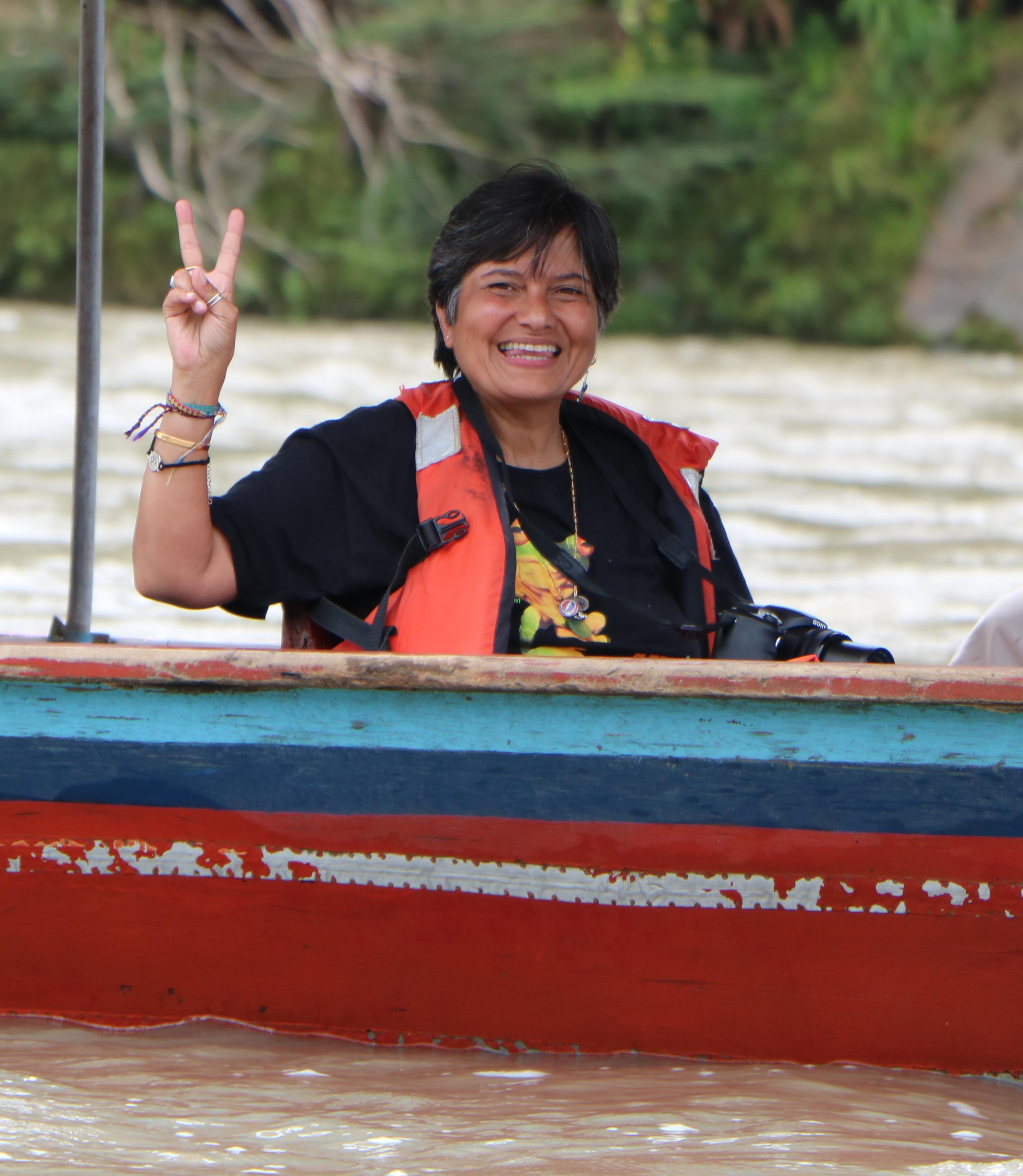 Suchipakari amazon boat Choti a