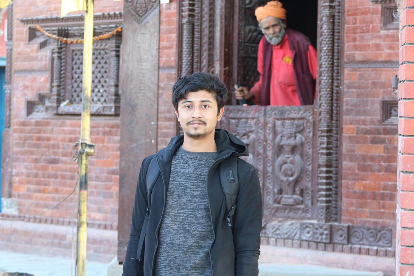 Suman Sapkota Nepal