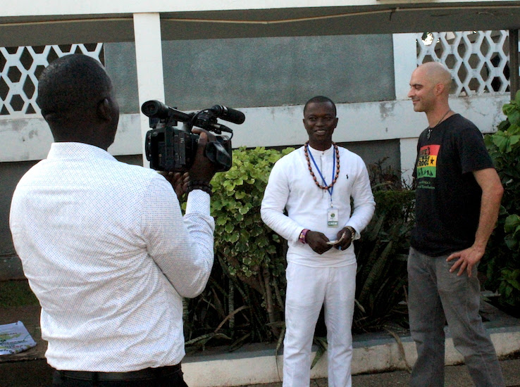 Tech tv interview ghana expedition 2016