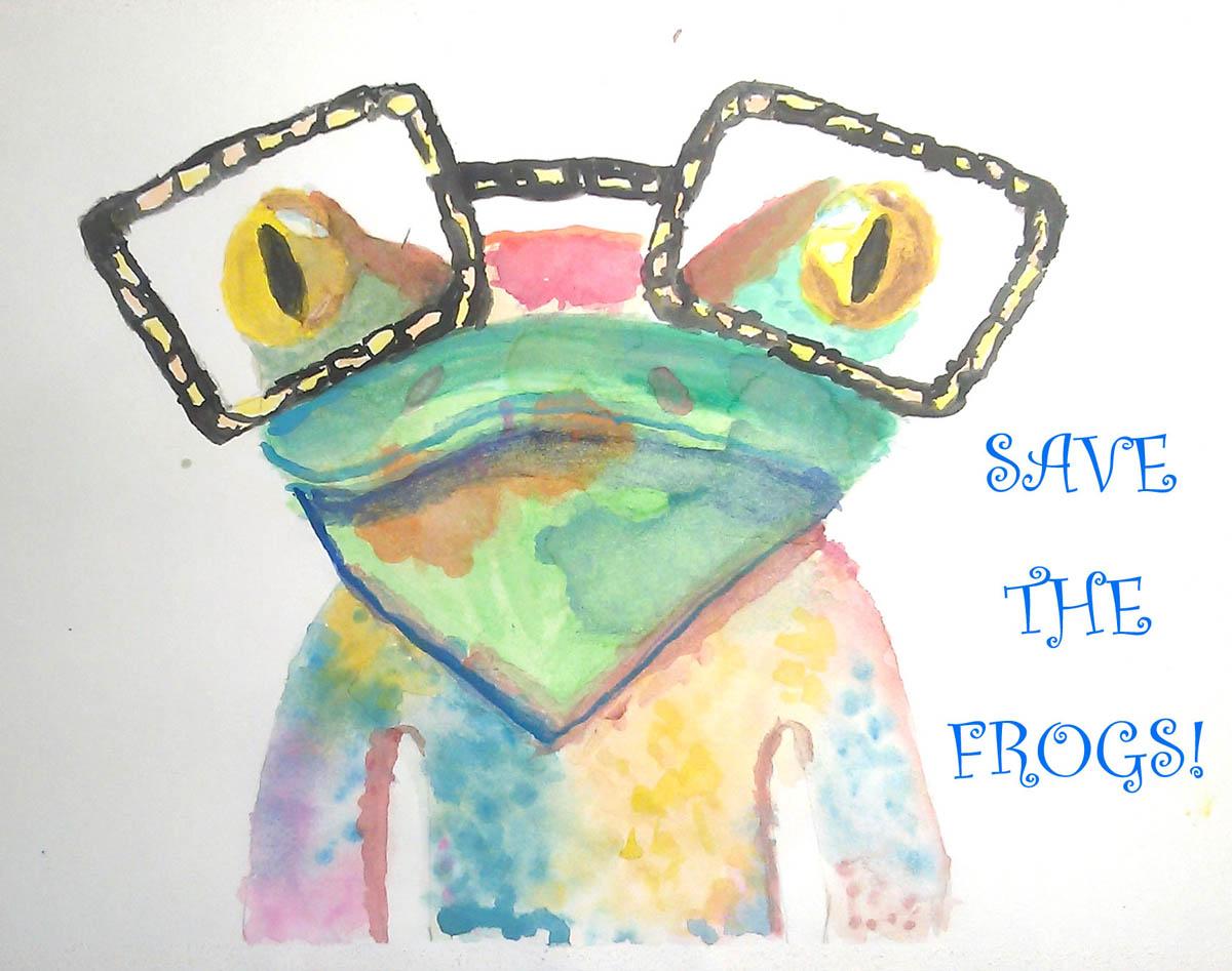 Valeria-Masievskikh-Russia-2020-save-the-frogs-art-contest