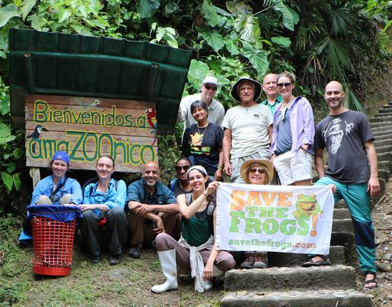 Save The Frogs Ecuador Ecotour