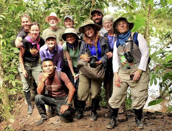 anaconda group hike