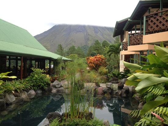 arenal mountain overlook restaurant