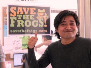 Biraj Shrestha Frogs