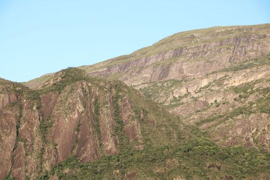 mountains santuario do caraca