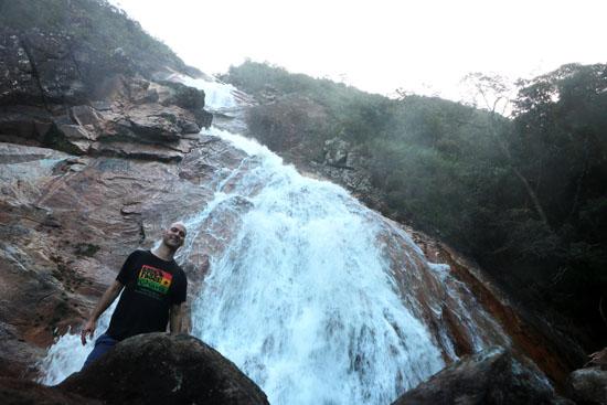 caraca cascatona waterfall