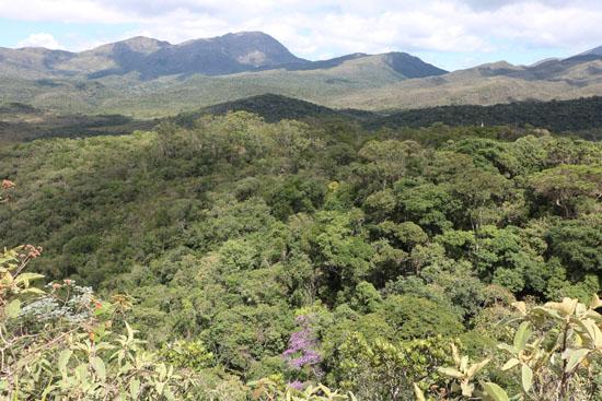 brazil mountains