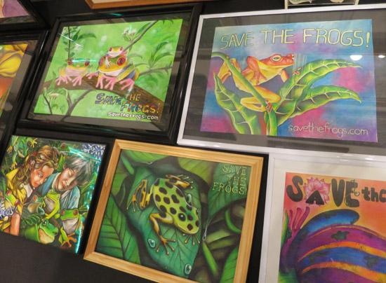 Frog Art Museum