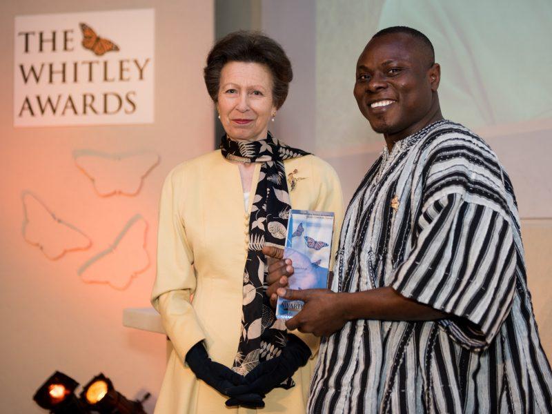 Ghana gilbert whitley award