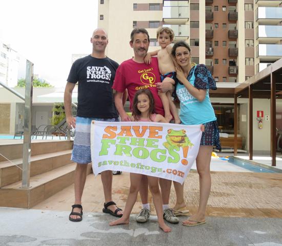 save the frogs minas gerais