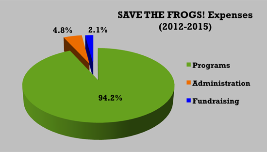 save the frogs 990