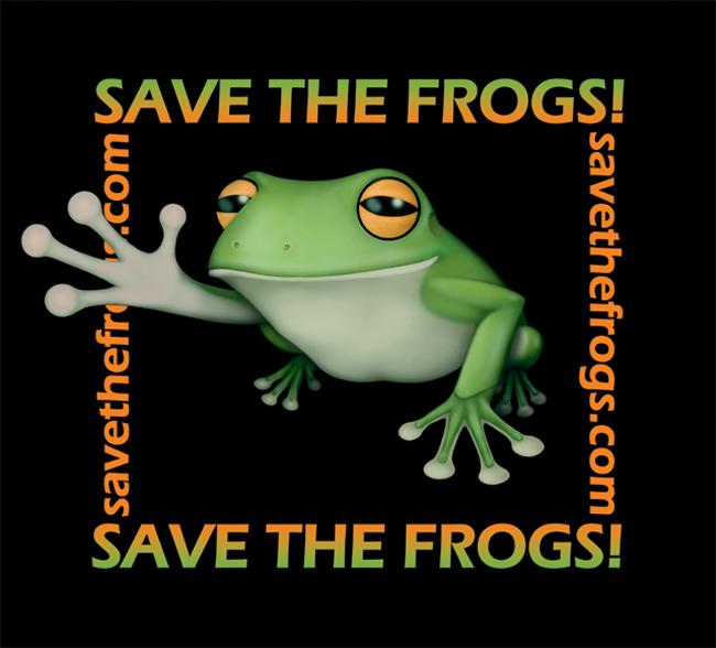 Big Hand Frog Logo
