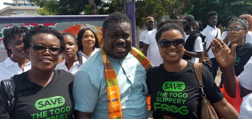 Ghana Atewa Petition