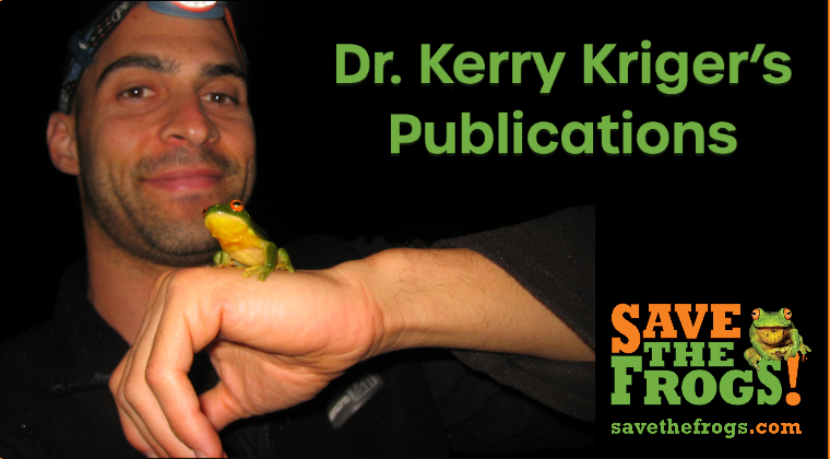 kerry kriger publications