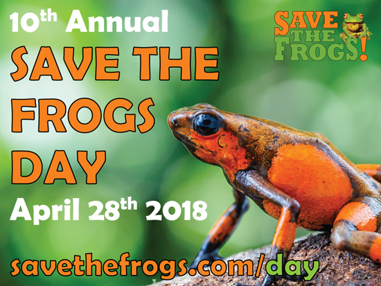 icon save the frogs day 2018 official 550